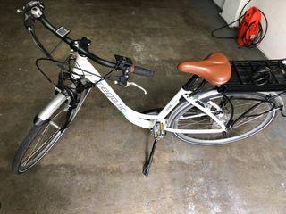 Bici eléctrica de paseo
