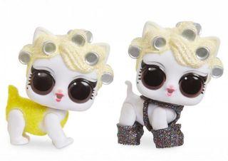 Mascota serie Fuzzy pets. Rara!!!
