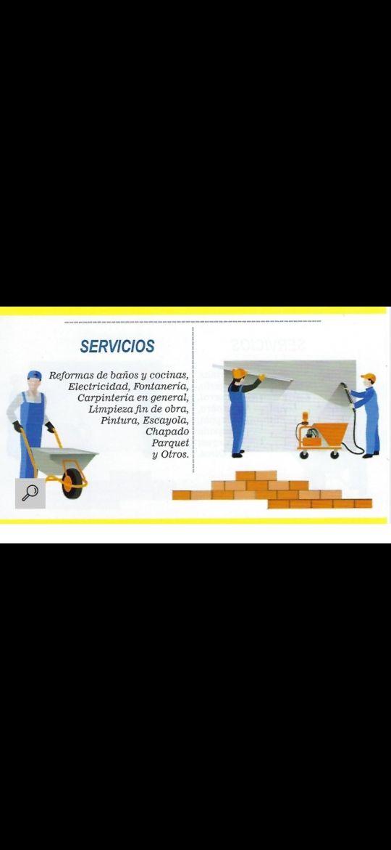 REFORMAS GENERALES PROVINCIA BARCELONA TODA