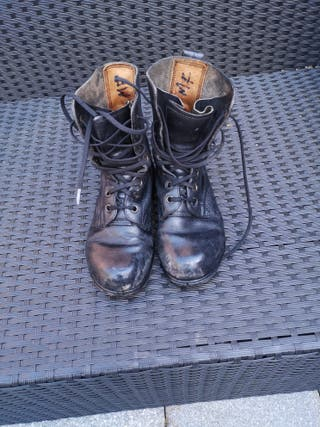 size 4 cadet boots