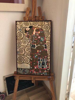 El Árbol de la vida de Gustav Klim