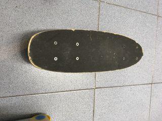 Monopatín (skate) para niñ@