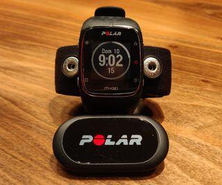 Reloj Polar M430 + Sensor F.Cardiaca Polar H10