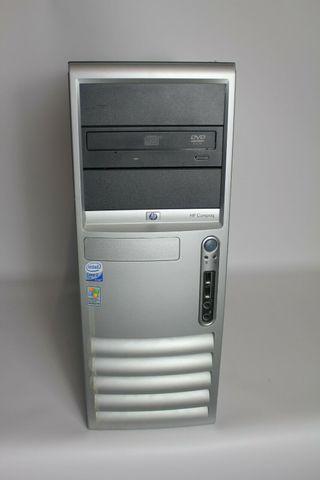 Ordenador HP Compaq DC7700 C2D 4GB 250GB
