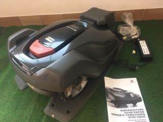 El cortacésped Husqvarna Automower 430x