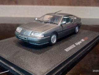 Renault Alpine V6 Turbo escala 1/43