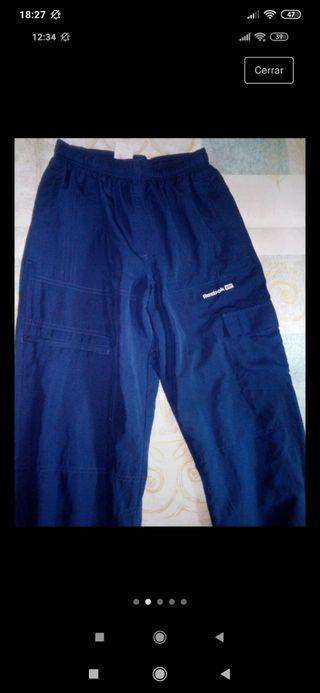 pantalon chandal Reebok t. 13-14