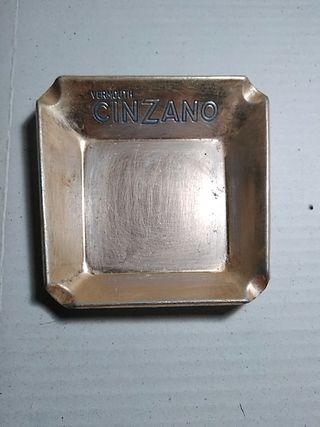 CENICERO ANTIGUO CINZANO