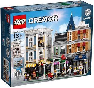 Lego Creator Expert 10255 - Gran Plaza