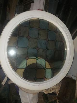 ventana redonda 60cm más reja regalo