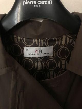 Chaqueta tela gabardina CH talla M