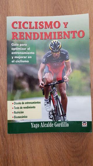Libro Ciclismo y Rendimiento