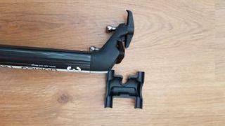 Tija sillín 3T Dorico Team 27,2 mm nueva