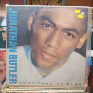Jonathan Butler - More Than Friends (vinilo R&B)