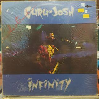 Guru Josh - Infinity (vinilo Acid / Techno)