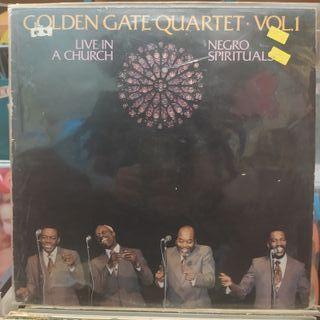 Golden Gate Quartet (vinilo Gospel)