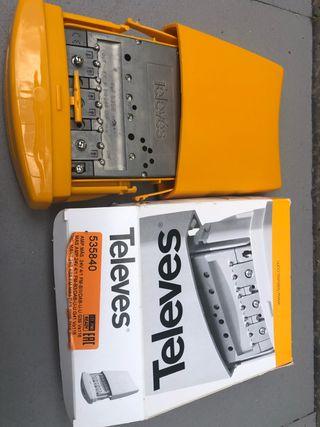 Amplificador antena Televes 535840 nuevo