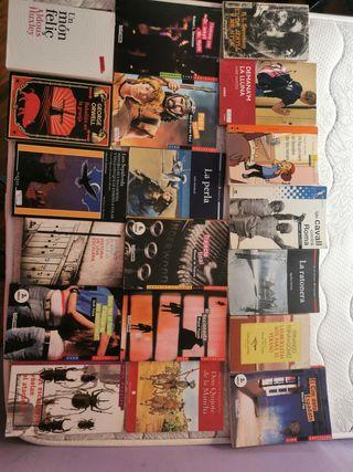 19 libros de lectura a la venta !