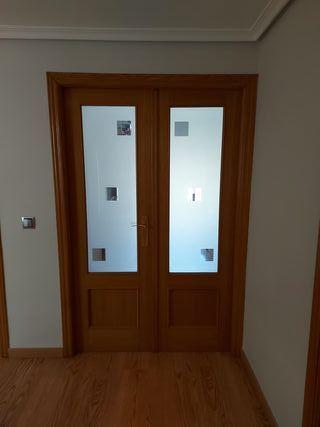 Puertas color Roble