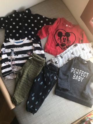 Lote Pack Ropa Bebe 12-18 meses