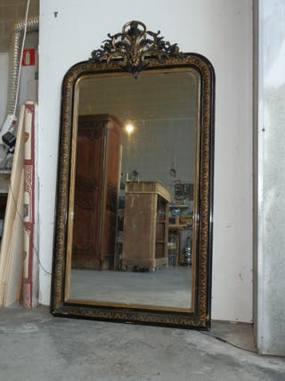 Espejo finales siglo XIX