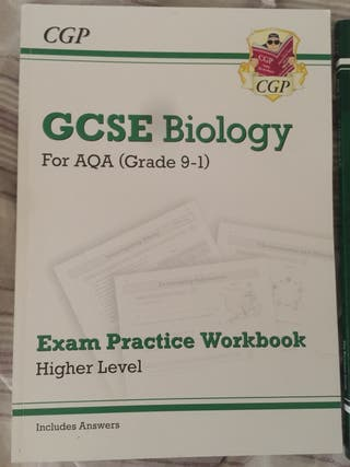 GCSE Biology Revision+Workbook