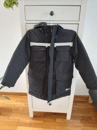 Abrigo niño talle 8 Zara