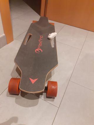 Patin Longboard eléctrico Maxfind