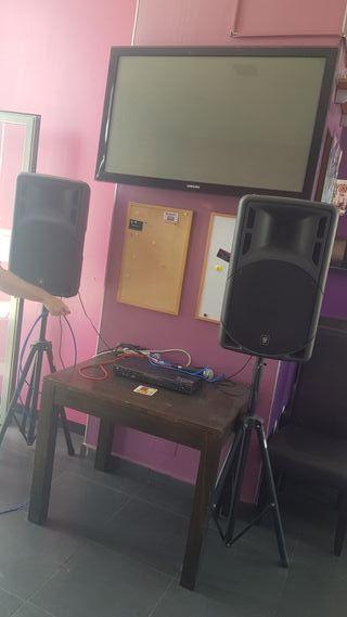 grupo de musica completo (karaoke)