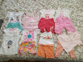 ropa bebé 3-9