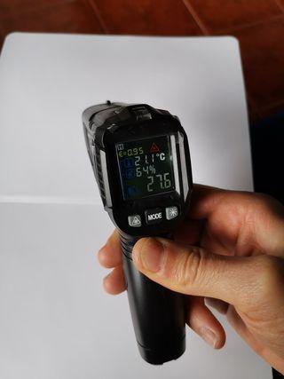 Termometro Infrarojo Digital Láser