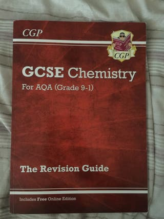 GCSE Chemistry Revision+Workbook