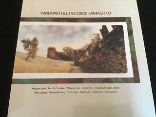 DISCO VINILO WINDHALL HILL