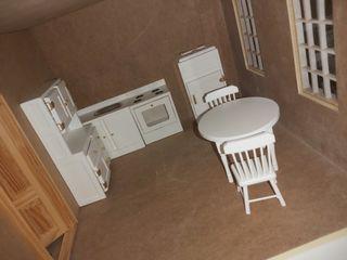 muebles casa de muñechas cocina