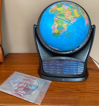 Smart Globe 3 Oregon.