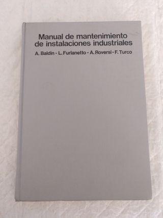 Manual de mantenimiento de instalaciones... Libro