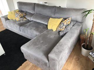 Sofa Kibuk chaise lounges - 4 plazas
