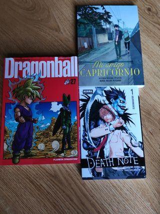 3 Comics Manga
