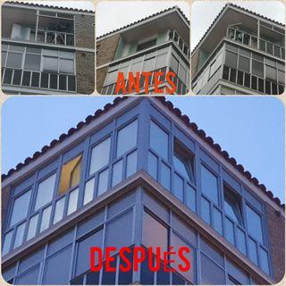 Colocación y reparación ventanas