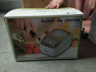 Robot de cocina nuevo