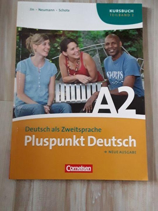 Deutsch A2 Kurs Cornelsen