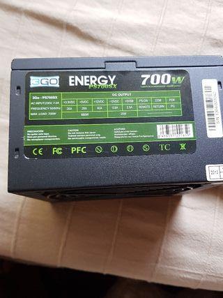 Fuente alimentación 700W 3GO PS700SX