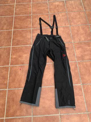 Mammut Crater Pants Pantalón Impermeable Goretex