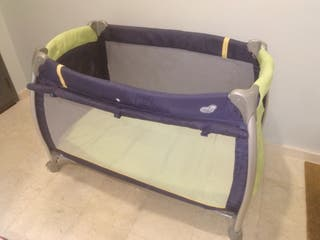 Cuna de viaje bebé confort
