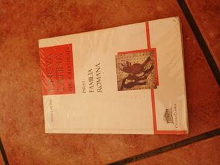 Libro Latin Cultura Clásica. PARS I FAMILIA ROMANA