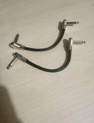 Cable pedal bajo guitarra nuevo