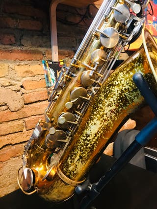 Saxo tenor KING CLEVELAND