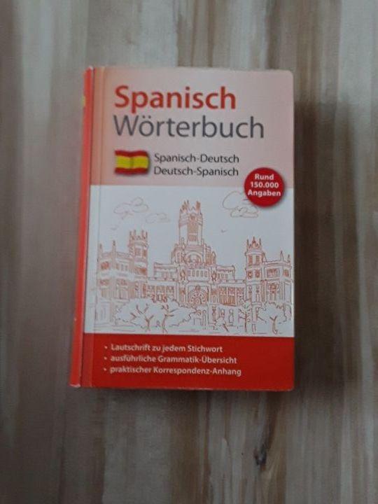 Spanisch-Deutsch Wörterbuch