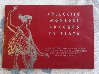 Colección Monedas Griegas de plata