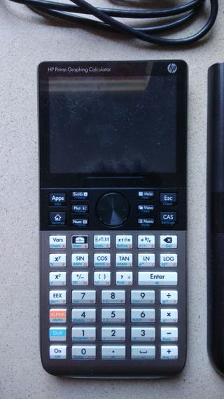 Calculador HP PRIME PROGRAMABLE NUEVA